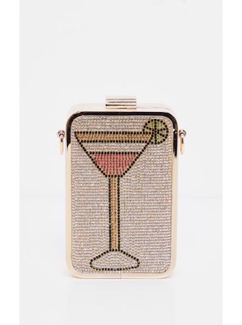 PRETTYLITTLETHING Coctail box kabelka foto